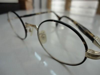 丸系メガネは今が旬!