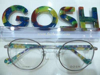 旬のメガネのカタチは・・・・・これ‼