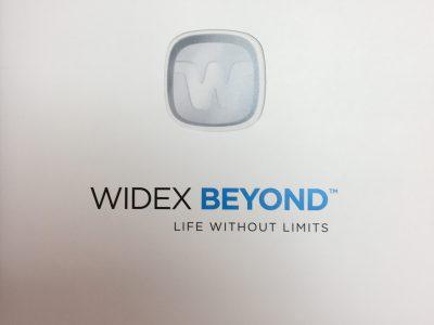 WIDEXより新型補聴器「BEYOND」発売