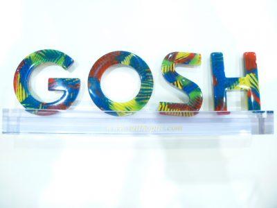 私のメガネの選び方‼ GOSH編