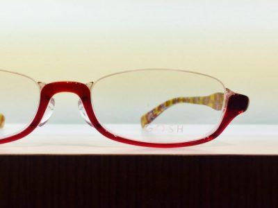 キャラが際立つメガネ その33~GOSH GO-881