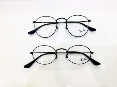 キャラが際立つメガネ その32~Ray-Ban RB3547V