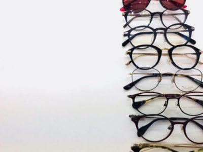 イマドキの丸メガネ その2ボストンらら横編