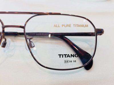 キャラが際立つメガネ その44~TITANOS T-1139