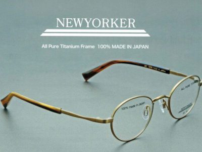 ニューヨーカーの人気商品が入って着ました